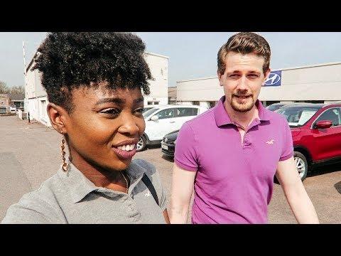 Shopping For A New Car & Cheryl's Hair Routine