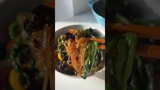 Fast & Easy Vegan Japchae