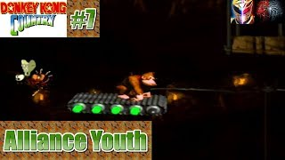Donkey Kong Country #7 Chimp Caverns No. 1