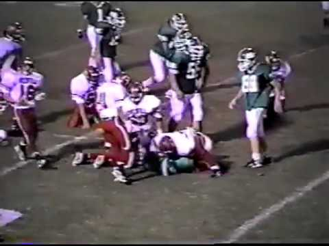 1997 Stilwell Indians at Catoosa Indians Football