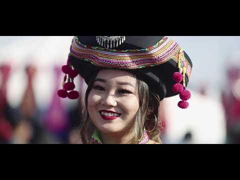 Fresno Hmong New year 2018-2019 (nkauj hmoob thiab nraug hmoob usa)