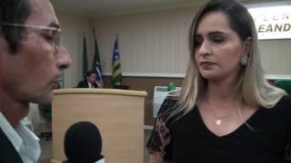 Vereadora Raquel Girão detona serviços dos Ônibus da São Benedito