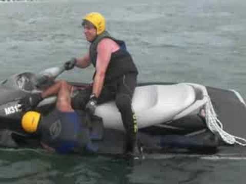 Portuguese Navy - PWC Rescue training - Polícia Marítima