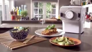 Паста-машина Philips  HR 2355/09 Premium collection домашняя паста и лапша за 10 минут!