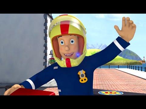 Fireman Sam New Episodes 🔥Late for Work 🚒 Fireman Sam Best Moment 🚒 🔥Kids Movies
