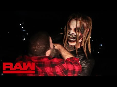 Bray Wyatt emerges to attack Mick Foley: Raw Reunion, July 22, 2019
