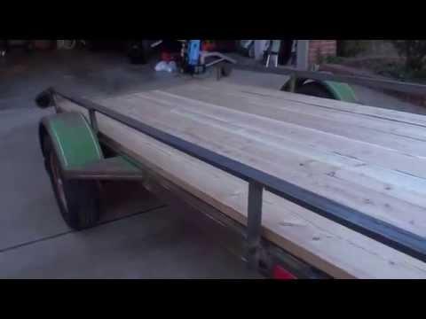 Trailer Build Made Easy-Top to Bottom DIY
