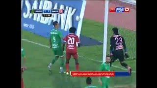 كأس مصر 2016 | مصطفى شبيطه يهدر هدف بضربة رأس قوية .... بتروجيت vS الاتحاد 0 / 0