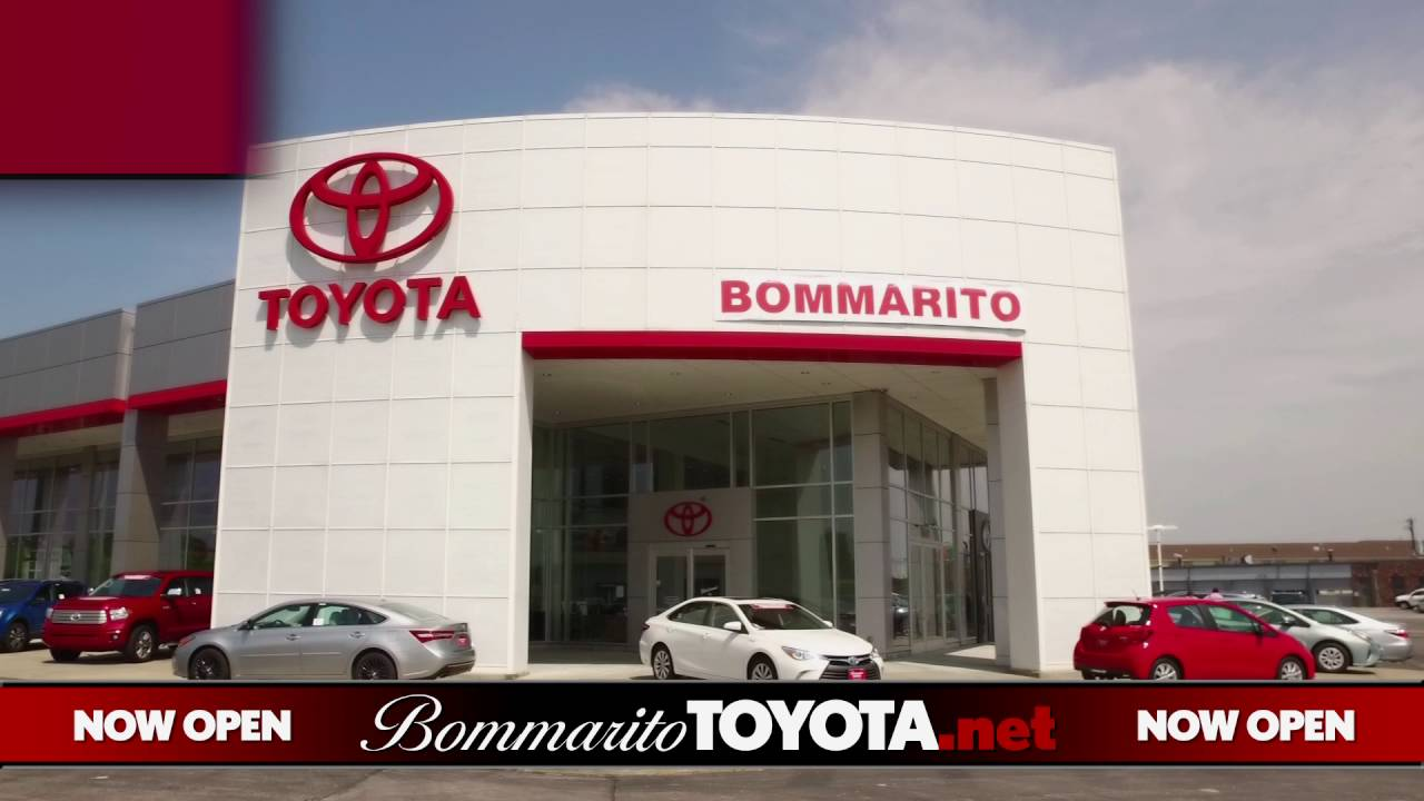Bommarito Used Cars >> Bommarito Toyota Used Cars For Sale In Hazelwood Florissant Mo