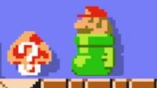 Super Mario Maker - 100 Mario Challenge #195 (Expert Difficulty)