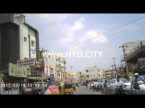 A Complete Video tour of Nagole Area Hyderabad