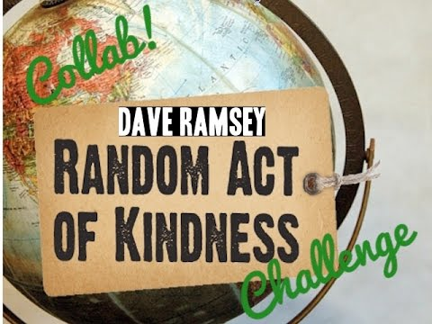 The $10 Dave Ramsey RAK Challenge - (collab!) -$22,589