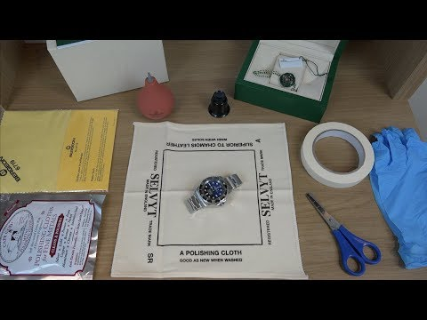 How To Polish Your Rolex Watch
