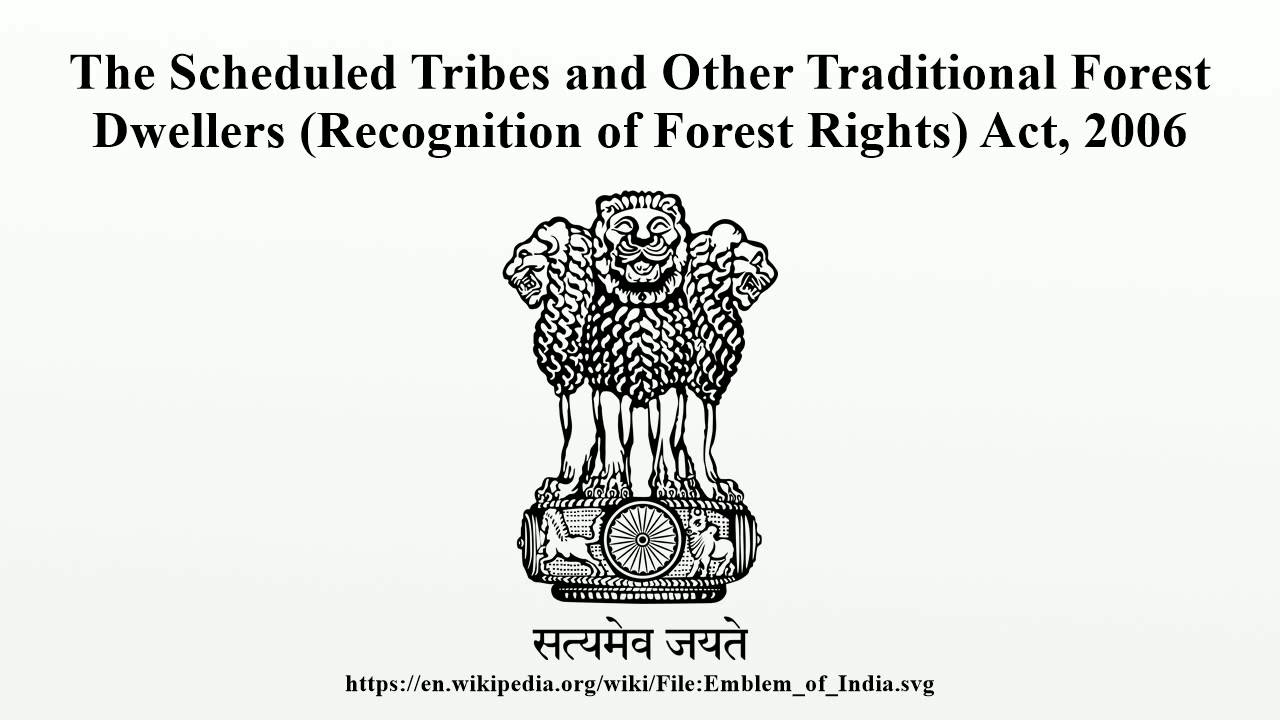 Indian Forest Act Pdf