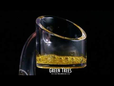 Green Trees - Blueberry Cheesecake Hash Rosin