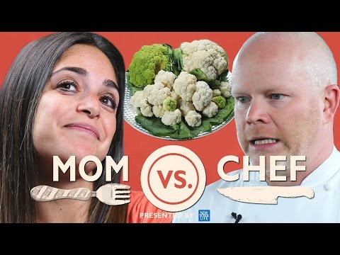 Mom Vs. Chef: Battle Cauliflower // Sponsored By New York Life