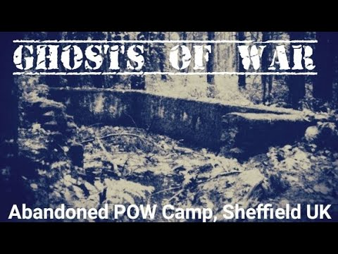 GHOSTS OF WAR | Haunted POW Camp | First Ever LIVE Stream!