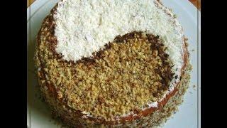 Торт фасолевый