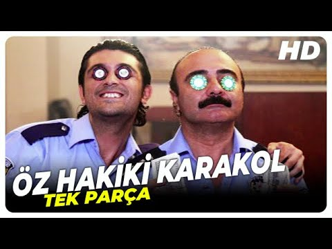 Öz Hakiki Karakol (2012 - HD) | Türk Filmi