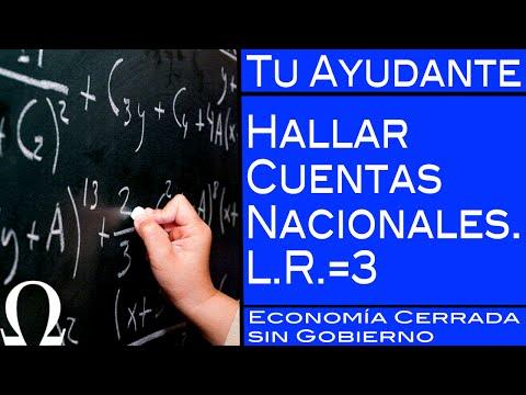 A) El Multiplicador / Ejercicio de Macroeconomía Nº3 de YouTube · Duración:  4 minutos 43 segundos