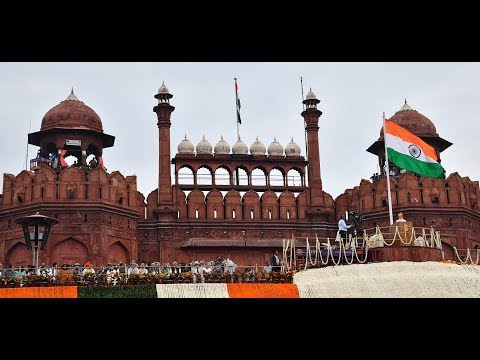 दोपहर समाचार (15-08-2019): Nation Celebrates 73rd Independence Day