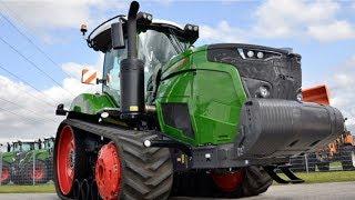Fendt 900 Vario MT - Fendt Tracked Tractor | TractorLab