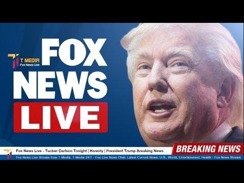 Fox News Live Stream HD - President Trump Breaking News ...