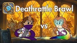 Hearthstone: Tavern Brawl - Deathrattle Brawl with Zoey!