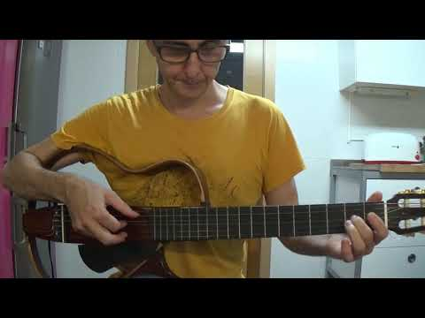 American Woman(free TAB) , The Guess Who , Austin Powers ,fingerstyle