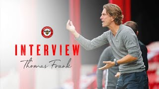 PRESS CONFERENCE | Thomas Frank | Play-Off Final