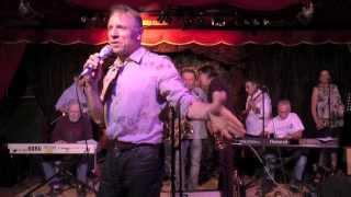 David Anton en répétition avec ses amis musiciens -