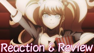 Danganronpa 3 Dub Highlights Reaction - What the f**k is up with Junko Enoshima's voice!?