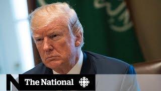 Trump on Saudi oilfield attack: U.S. is locked and loaded