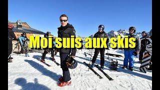 Samedi 16 mars 2019, Paris flambe et Macron lui est en vacances au ski à la Mongie !