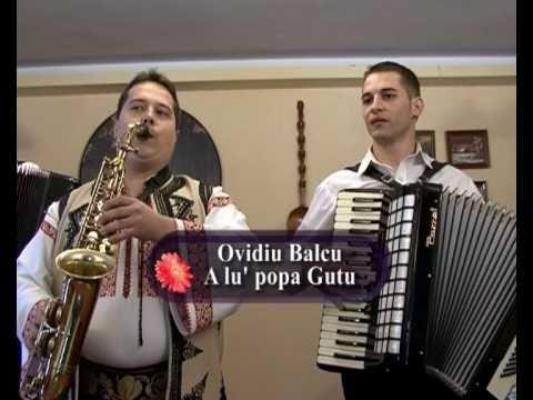 Clip-06-Ovidiu Balcu-sax-A lu popa Gutu (Ardeleana pe trei pasi) (Arhiva)