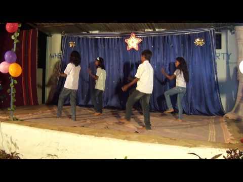 Messiah tamil dance FGCC