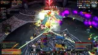 Icc25n,Reina,Feral druid raiding 3.3.5