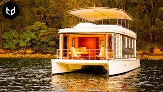 6 INCREDIBLE Houseboats - Homes on Water