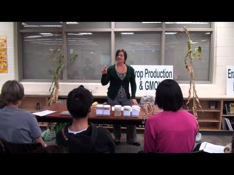 High School Program: Crop Protection and GMO Lesson