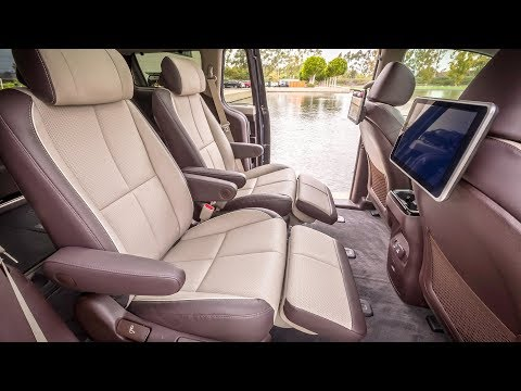 2019 Kia Sedona - The Most Luxury Minivan!