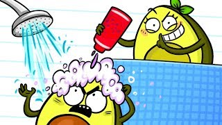 Family Fun Pranks  - Cartoons