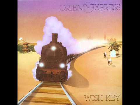 WISH KEY Orient Express 1984
