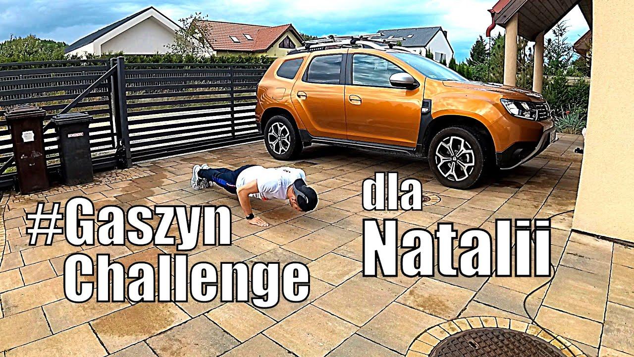 #GaszynChallenge dla Natalii