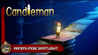 Candleman Review (Xbox One) | Rand's Indie Spotlight