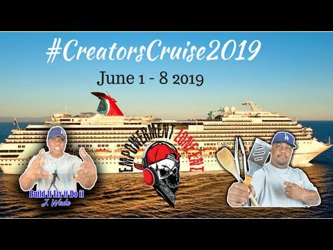 Creators Cruise 2019 - New Prices and Destinations! Best Deal