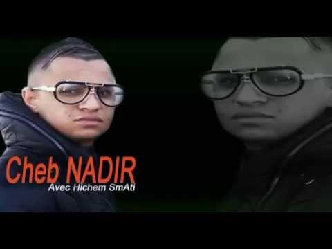 Cheb Nadir 2015 & Hichem Smati Gatli Nta Kabda Fi Galbi Ma3h RaGda_Live
