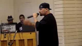 I Used To Bump Brotha Lynch (S.I.C. RAPPING LIVE)