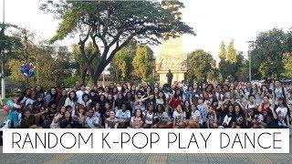 K-POP BRASIL | RANDOM K-POP PLAY DANCE IN PUBLIC 2018