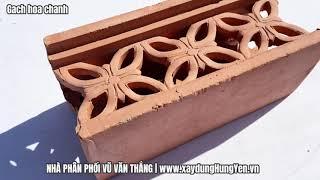 Gạch cổ Hoa Chanh | Sử dụng cho các công trình tâm linh như nhà thờ gia đình, đình, chùa, miếu, mạo
