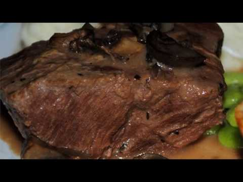 Recipe: London Broil For The Slow Cooker